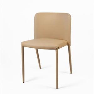 Krzesło Lilia, beżowe