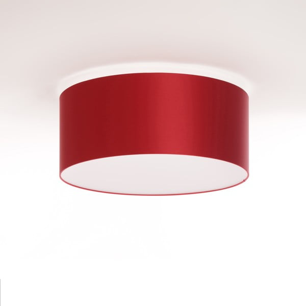 Lampa sufitowa Artista Cylinder Red