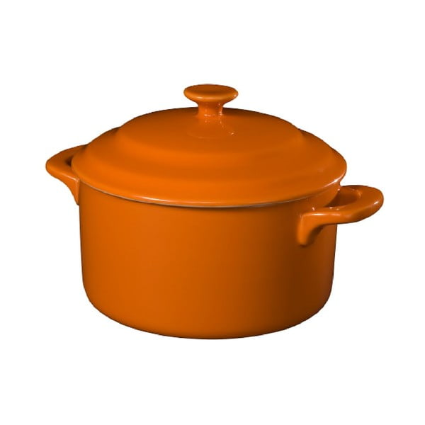 Małe naczynie do zapiekania Cover Orange, 10 cm