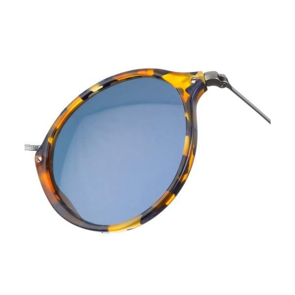 Okulary przeciwsłoneczne damskie Ray-Ban Round Fleck Habana Crystal