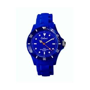 Zegarek Colori 36 White Index Blue