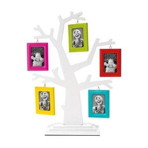 Ramka na 5 zdjęć Family Tree