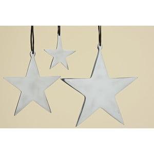 Zestaw 3 wiszących gwiazd Boltze Star
