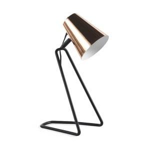 Lampa stołowa w kolorze miedzi Geese Line