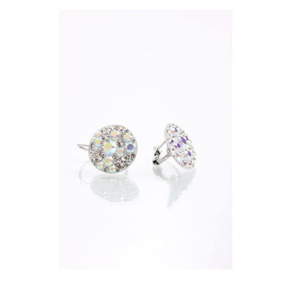 Kolczyki Laura Bruni Swarovski Elements Earrings AB