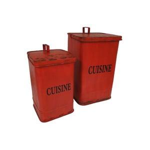 Zestaw 2 koszy na śmieci Cuisine
