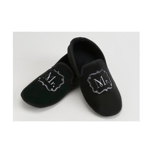 Kapcie Sleepers Man Black, 42/43