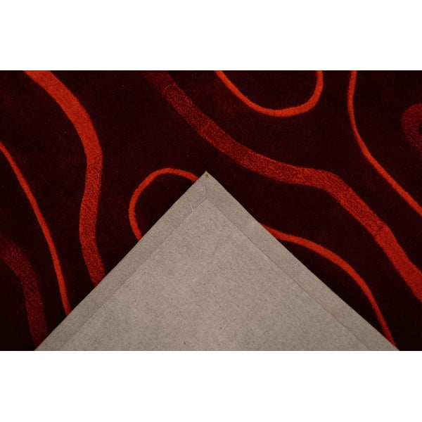 Dywan Phoenix 120x180 cm, czerwony