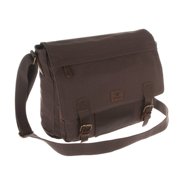 Męska torba Hoxton Woodland Brown
