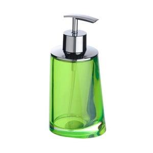 Zielony dozownik do mydła Wenko Paradise Green