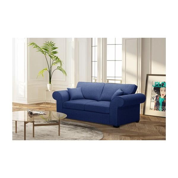 Granatowa sofa 2-osobowa Jalouse Maison Ivy