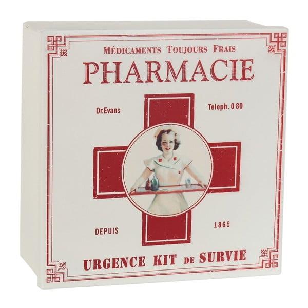 Skrzynka Pharmacie, 22x22 cm