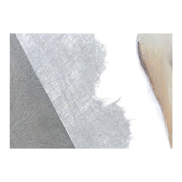 Obraz Lady Grey Dress, 120x90 cm