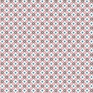 Tapeta Pip Studio Geometric, 0,52x10 m, jasnoróżowa