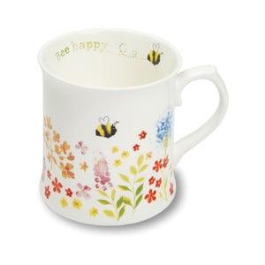 Kubek porcelanowy Cooksmart England Flowers, 440ml