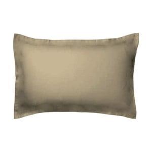 Poszewka na poduszkę Liso Taupe, 50x70 cm