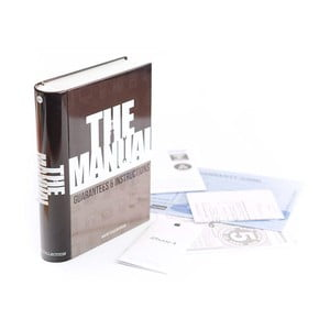 Blaszane pudełko The Manual