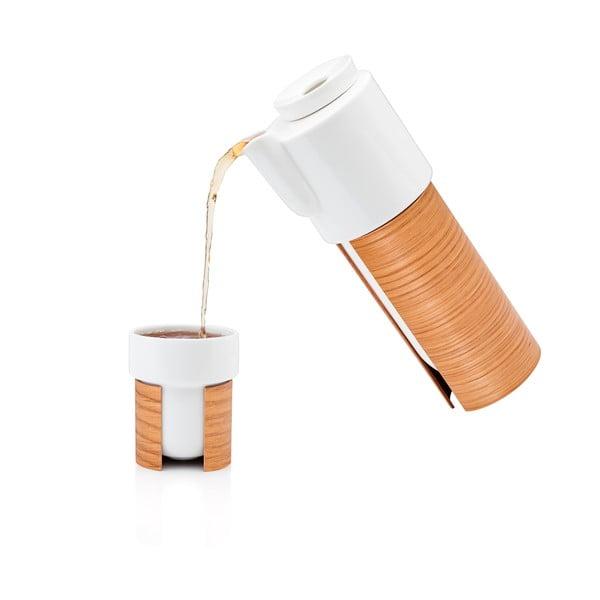 Dzbanek na herbatę Warm Oak, 1,1 l