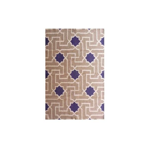 Ręcznie tkany dywan Kilim Modern 146, 160x230 cm