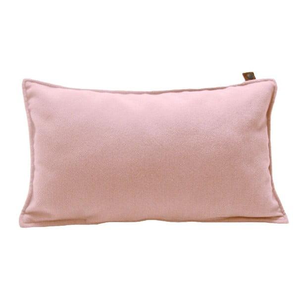 Poduszka Overseas Felt Blush, 30x50 cm