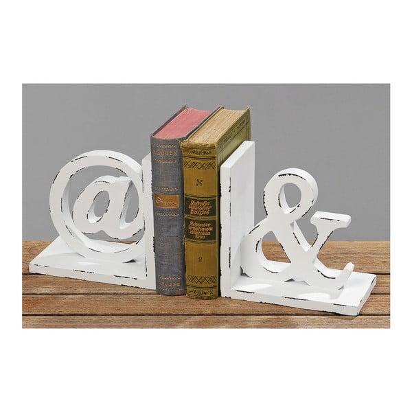 Podpórki do książek Sign, 2 szt.
