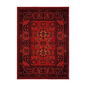 Ciemnoczerwony dywan Universal Classic Red, 140x200cm