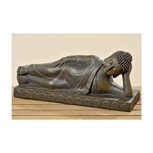 Dekoracyjna statuetka Buddha, 49 cm