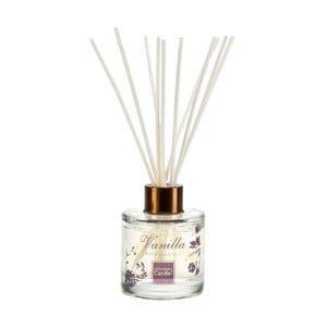 Dyfuzor zapachowy o zapachu wanilii i kokosu Copenhagen Candles Vanilla & Coconut Reed, 100 ml