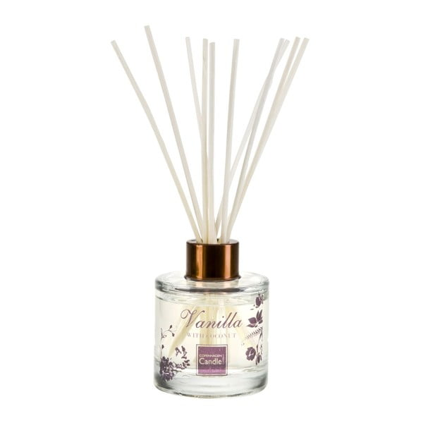 Dyfuzor zapachowy Vanilla & Coconut Reed, 100 ml