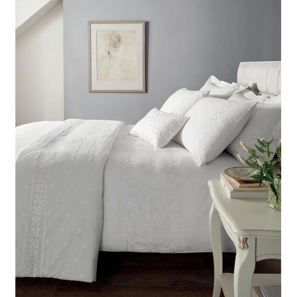 Pościel Windsor White, 200x200 cm