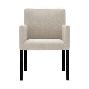 Kremowe krzesło Corinne Cobson Escape