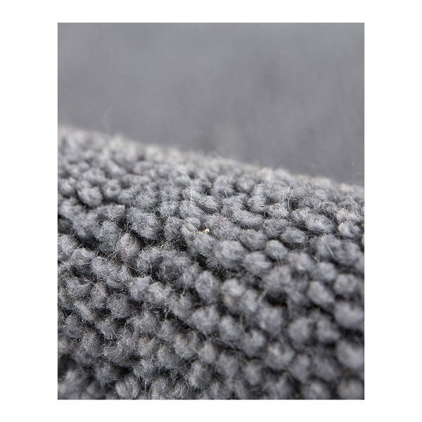 Dywan wełniany Tatoo 110 Gris, 60x120 cm