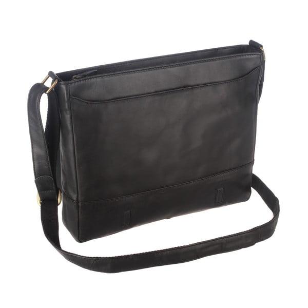 Skórzana torba Postie Raven