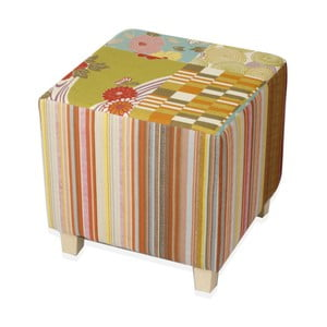 Taboret Brandani Woodstock Stripes