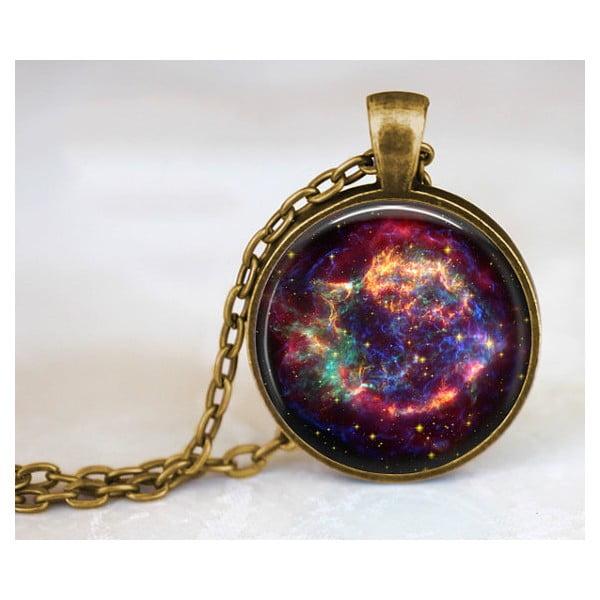 Wisiorek dziewczęcy Nebula