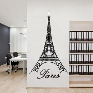 Naklejka ścienna Eiffel