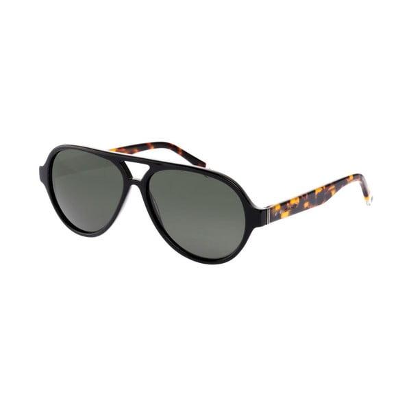 Męskie okulary przeciwsłoneczne GANT Aviator Black