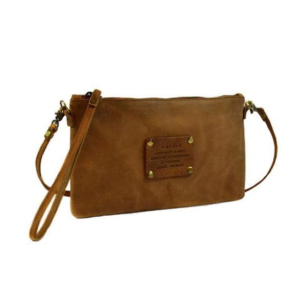 Brązowa   skórzana torebka O My Bag The Betsy