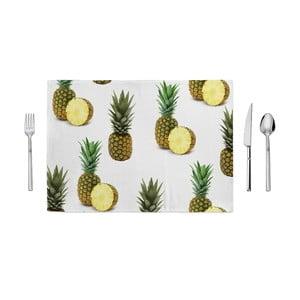 Mata kuchenna Home de Bleu Pineappels, 35x49cm