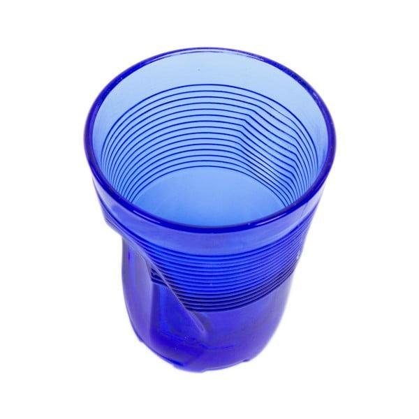 Zestaw 6 szklanek Kaleidoskop 360 ml, niebieski