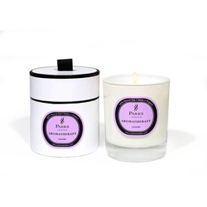 Świeczka o zapachu lawendy Parks Candles London Aromatherapy