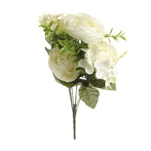 Biały kwiat dekoracyjny Heaven Sends
