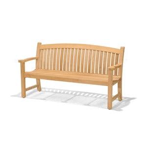 Ławka ogrodowa z drewna tekowego LifestyleGarden Regal