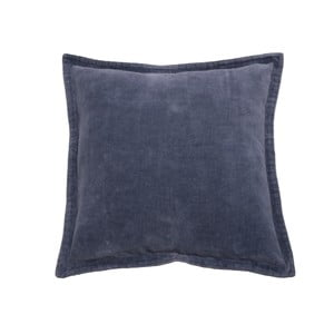 Antracytowa poduszka Walra Flinn, 45x45 cm
