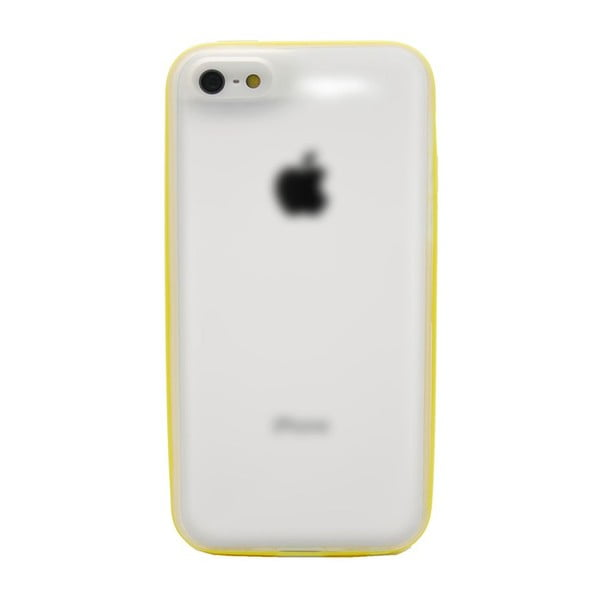 Etui na iPhone5 Colour Frost Yellow