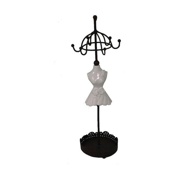 Stojak na biżuterię z podstawą metalową Antic Line Mannequin