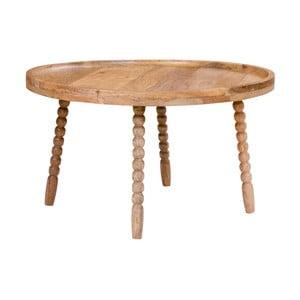 Stolik z drewna mangowego House Nordic Jammu