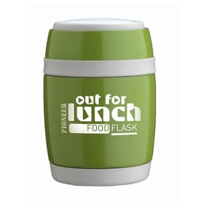 Termos obiadowy z łyżką Green Lunch, 480 ml
