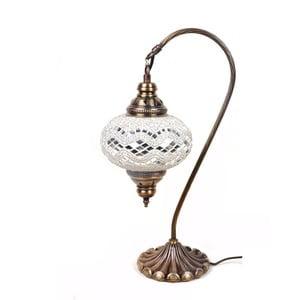 Lampka szklana Fishing VIII, 17 cm