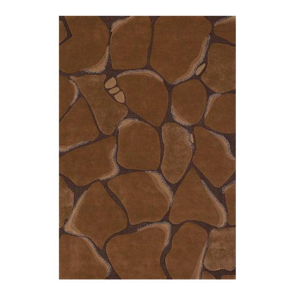 Wełniany dywan Elodie, 170x240 cm